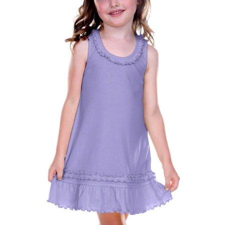 Girls Hot Pink Dresses (Kavio! Little Girls 3-6X Sunflower Dress (Same P1C0331) Hot Pink)