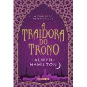 A traidora do trono - eBook