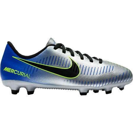 21917f5b899 Nike Kids  Mercurial Vortex III NJR FG Soccer Cleats - Walmart.com