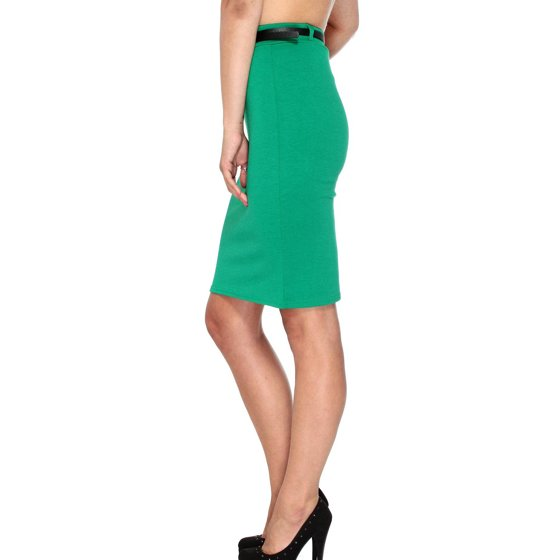 9906addc1d Simplicity - Womens Fitted Business Office Dress Slimming High Waist ...