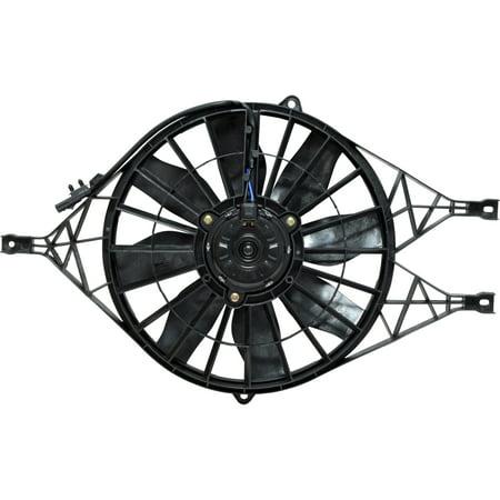 New Engine Cooling Fan Assembly 1680007 - 52030033AD Dakota Durango