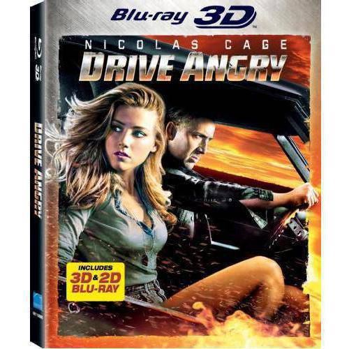 Drive Angry (2D/3D) (Blu-ray) (Widescreen)