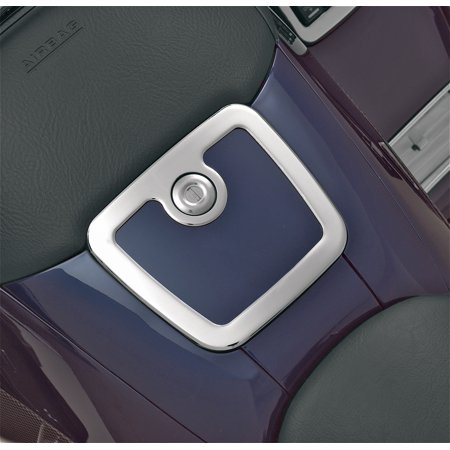- Show Chrome 52-781 Fuel Door Accent Trim