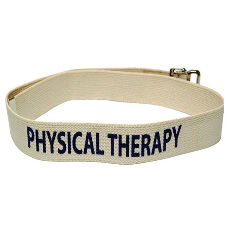 Kinsman Physical Therapy Department Labeled Gait Belts 60""