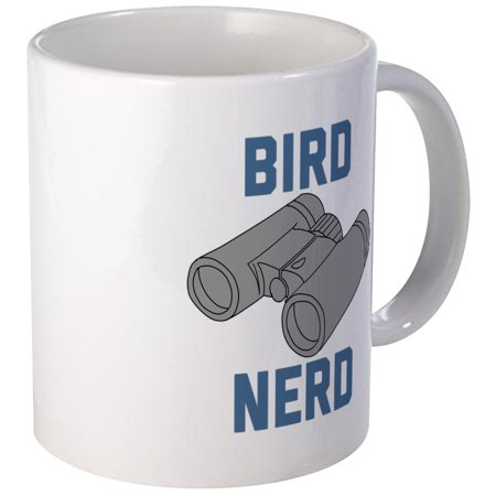 CafePress - Bird Nerd - Unique Coffee Mug, Coffee Cup CafePress - Angry Birds Halloween Coffee Mugs