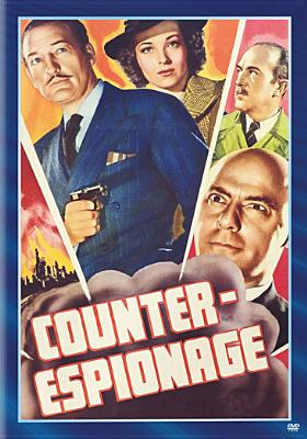 Counter-Espionage (DVD) by SONY MADE ON DEMAND