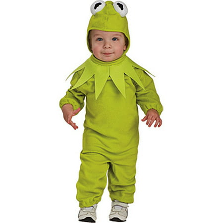 Kermit the Frog 6-12 Months Infant Halloween Costume - Kermit Halloween