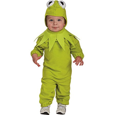 Kermit the Frog 6-12 Months Infant Halloween Costume