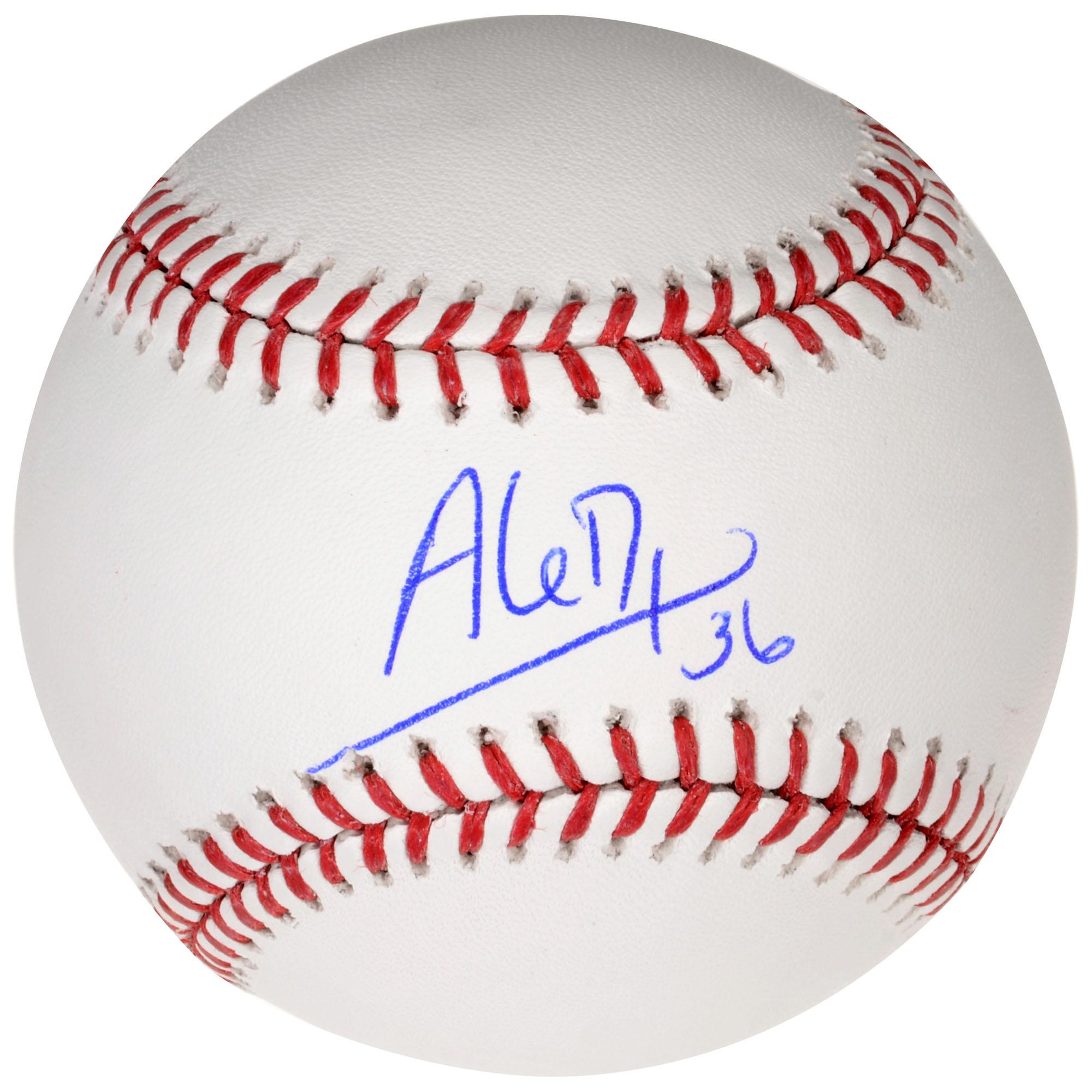 Aledmys Diaz St. Louis Cardinals Fanatics Authentic Autographed Baseball - No Size