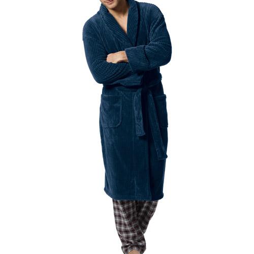 Hanes Men's Micro Touch Robe