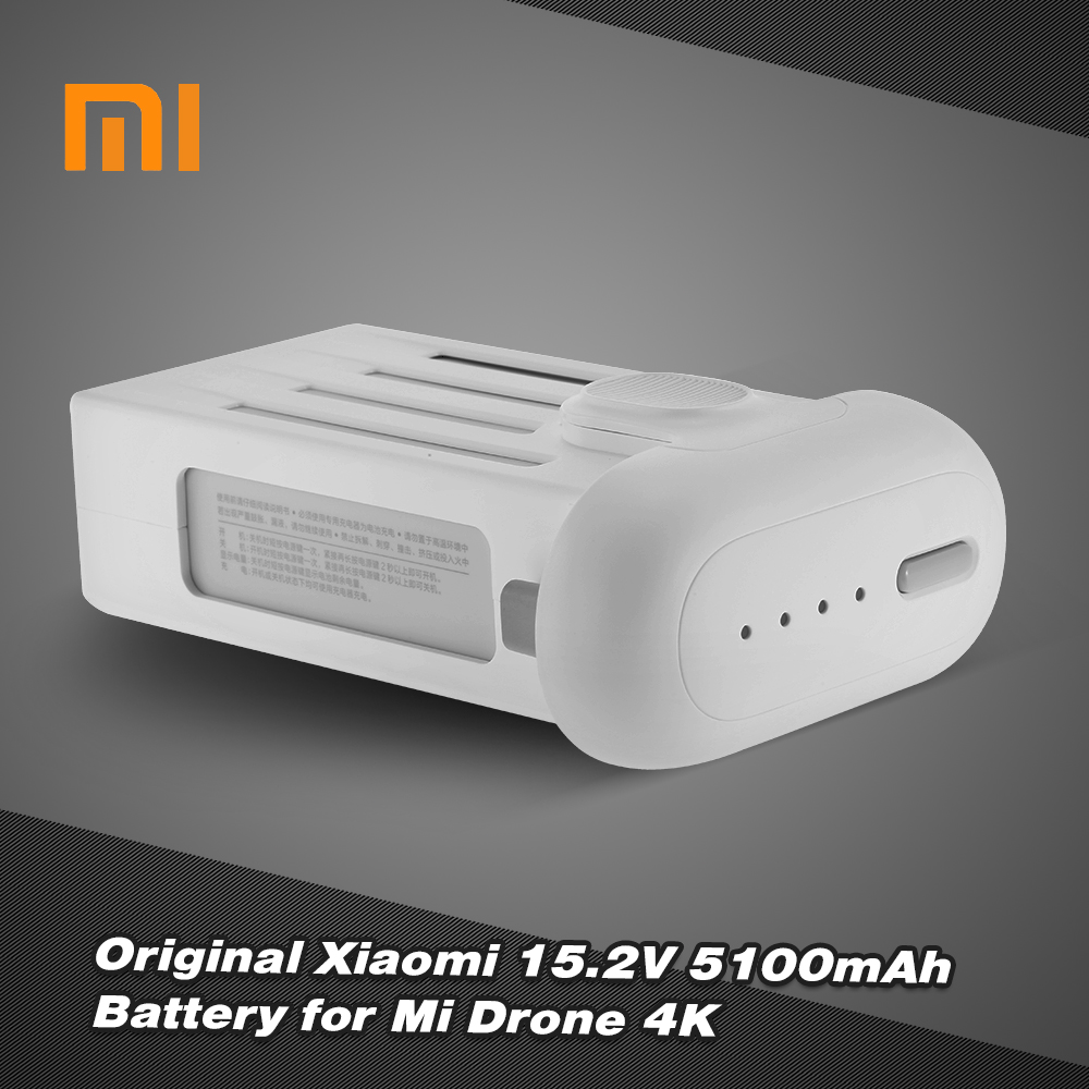 Xiaomi 15.2V 5100mAh Battery for Mi Drone 4K Wifi FPV Quadcopter