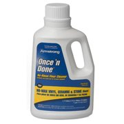 Armstrong Floor Care 330408 Once 'N Done Gallon Concentrated Floor Cleaner