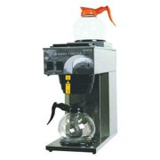 NEWCO COFFEE Brewer, 2 Station, auto warmer shutoff AK-2AS