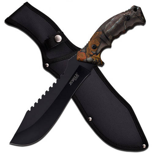"Jungle Master 15"" Machete by Jungle Master"