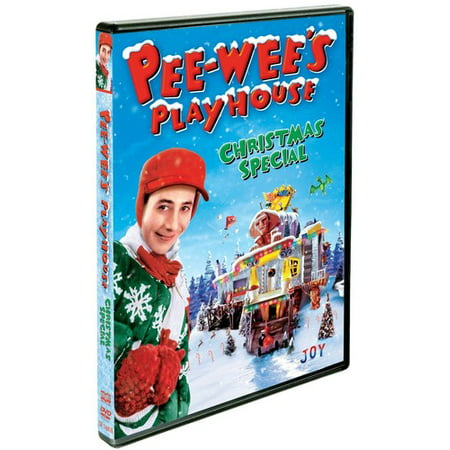 Pee Wees Playhouse Christmas Special