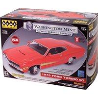 Hawk Washington Mint Ultra Metal Series 1970 Ford Torino GT Red