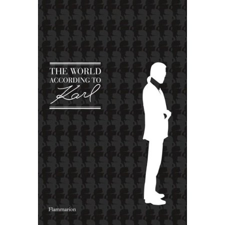 ISBN 9782080201706 product image for The World According to Karl: The Wit and Wisdom of Karl Lagerfeld | upcitemdb.com