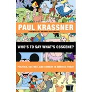 Who's to Say What's Obscene? - eBook