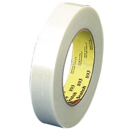 - Scotch, MMM89334, General Purpose Filament Tape, 1 / Roll, Clear