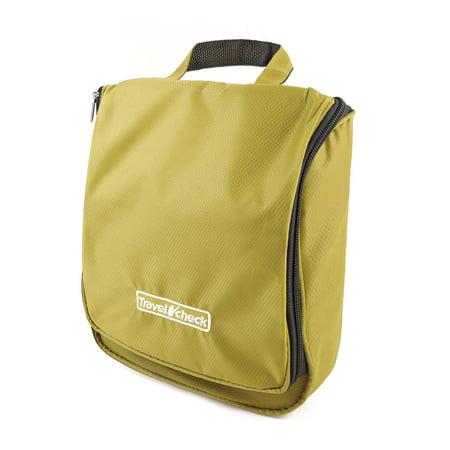 Travel Toiletry Storage Bag Waterproof Makeup Organizer Cosmetic Purse Wash Hanging Bag