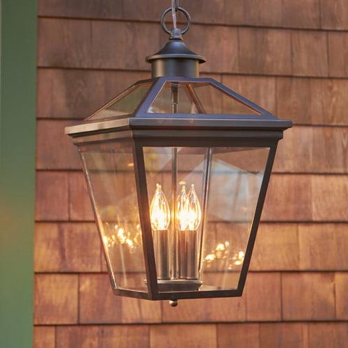 Darby Home Co Coleg 4-Light Outdoor Hanging Lantern