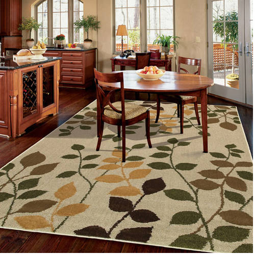 Better Homes and Gardens Silhouette Scatter Rug