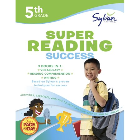 5th Grade Jumbo Reading Success Workbook : Activities, Exercises, and Tips to Help Catch Up, Keep Up, and Get - Halloween Reading Activities Fourth Grade