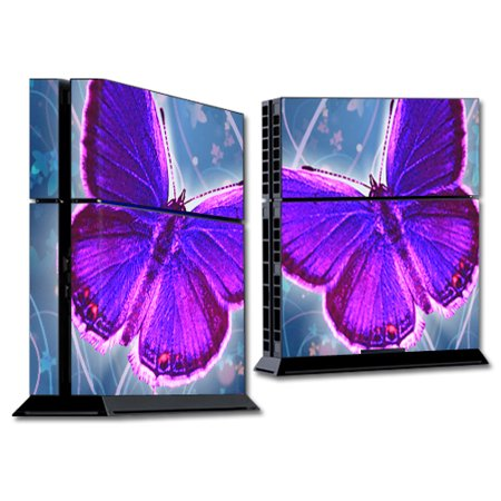Skin Decal Wrap for Sony PlayStation 4 PS4 Console sticker Violet