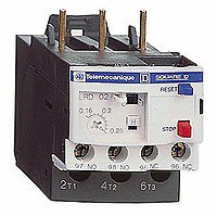 Schneider Electric / Square D LRD07 Overload Relay For Use with LC1D09 thru LC1D32, 1.6 to 2.5 Amp,