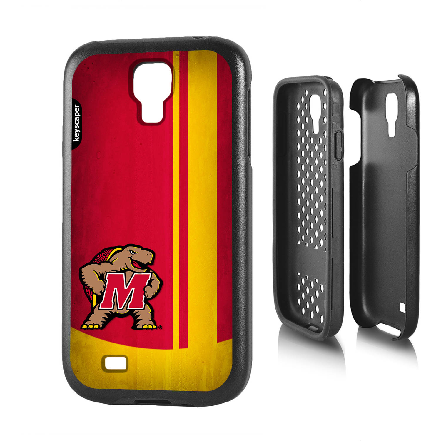 Maryland Terrapins Galaxy S4 Rugged Case