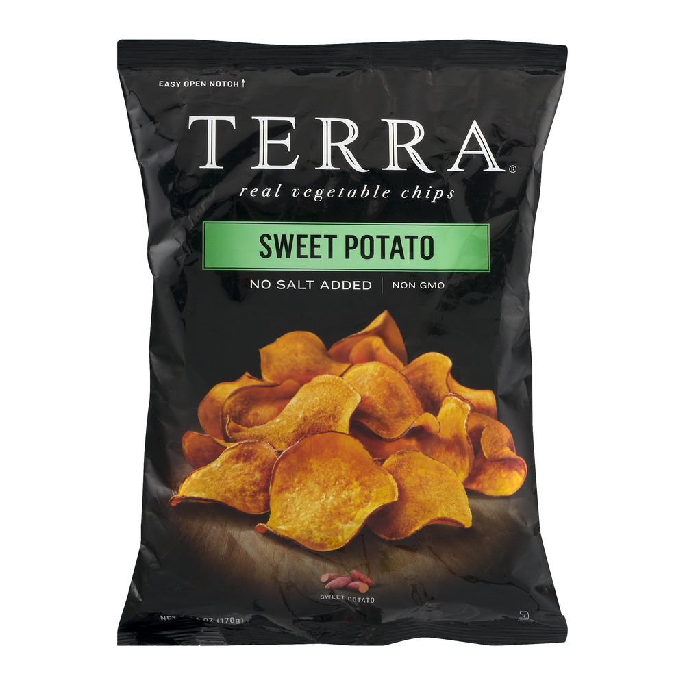 Terra Sweet Potato Chips, 6 oz