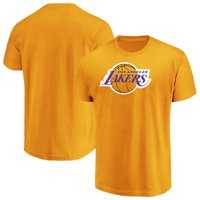 Men's Majestic Gold Los Angeles Lakers Team Victory Century T-Shirt