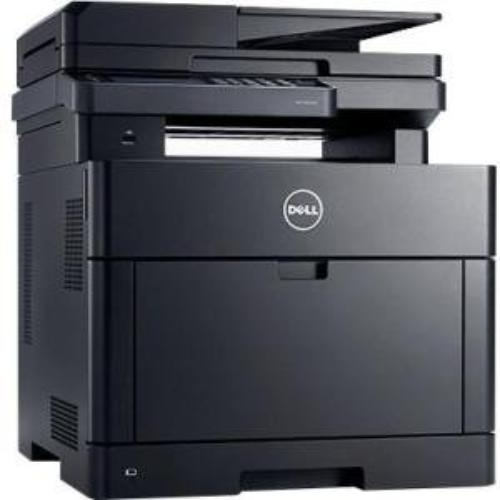 Dell H625cdw Laser Multifunction Printer - Color - Plain Paper Print