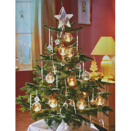 battery operated led lighted christmas tree canvas christmas wall art with timer 16 x 12 - Lighted Christmas Wall Decorations