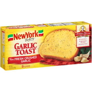New York Bakery Mamma Bella's Recipe Garlic Toast 13.25 oz. Box