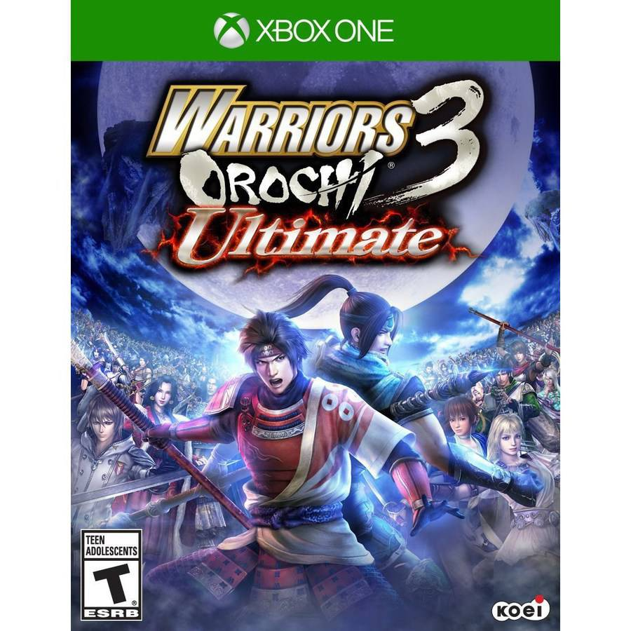 Warriors Orochi 3 Ultimate (Xbox One) - Pre-Owned