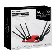 Best Gaming Routers - Jetstream AC3000 Tri-Band WiFi Gaming Router with 1GB Review