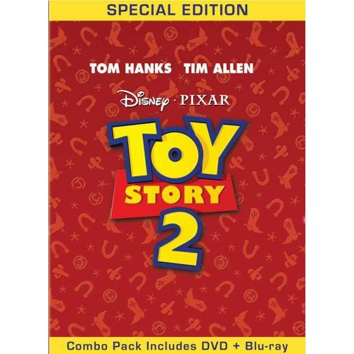 Toy Story 2 (Special Edition) (Blu-ray + DVD) (Widescreen)