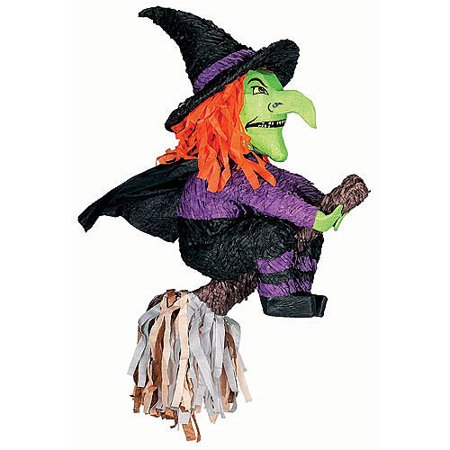 Witch Conventional Pinata - Diy Pinata Halloween