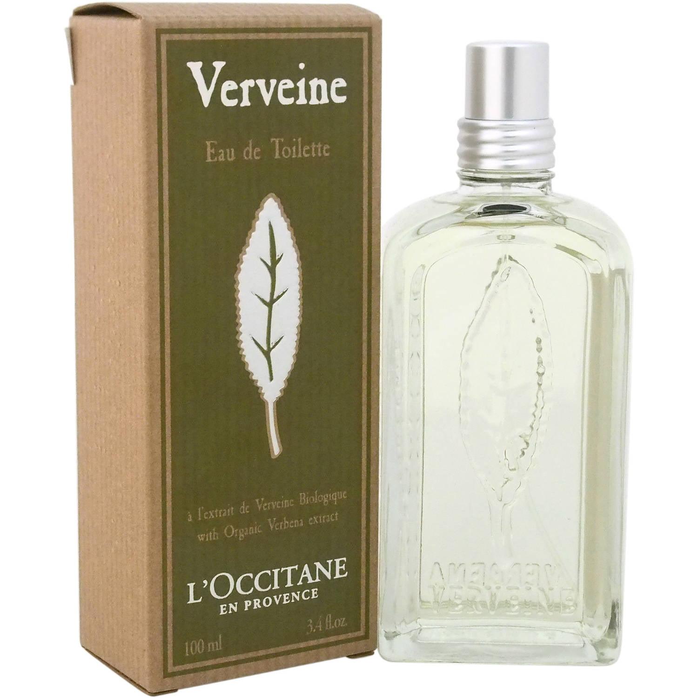 L'Occitane Verbena Eau De Toilette Spray, 3.4 Oz