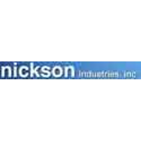 NICKSON INC Exhaust Clamp 89 Pipe Diameter (IN) - 3 Inch, Type - U-Bolt, Color (3in Exhaust Pipe)