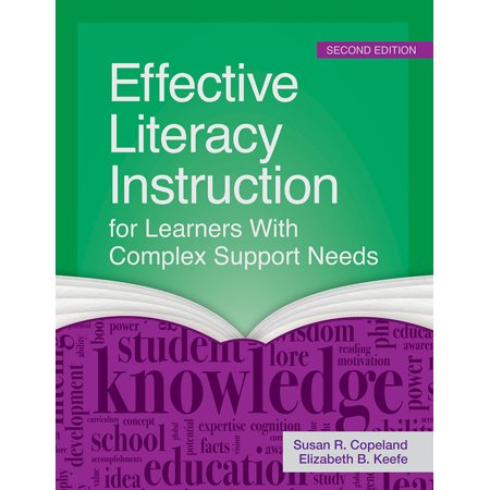 Effective Literacy Instruction for Learners with Complex Support (Information Literacy Instruction)
