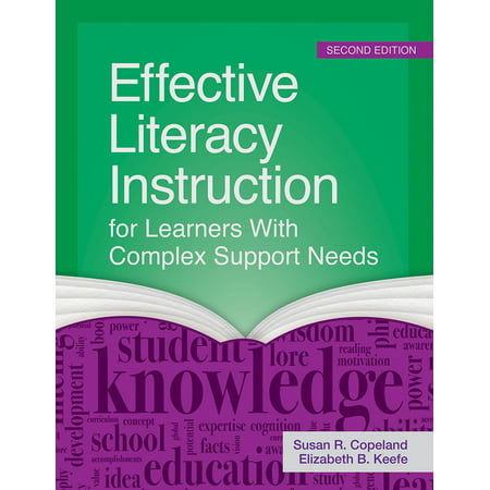 Effective Literacy Instruction for Learners with Complex Support Needs (Comprehensive Literacy Instruction)