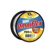 Zebco Omniflex Monofilament Fishing Line, 10-Pound Tested