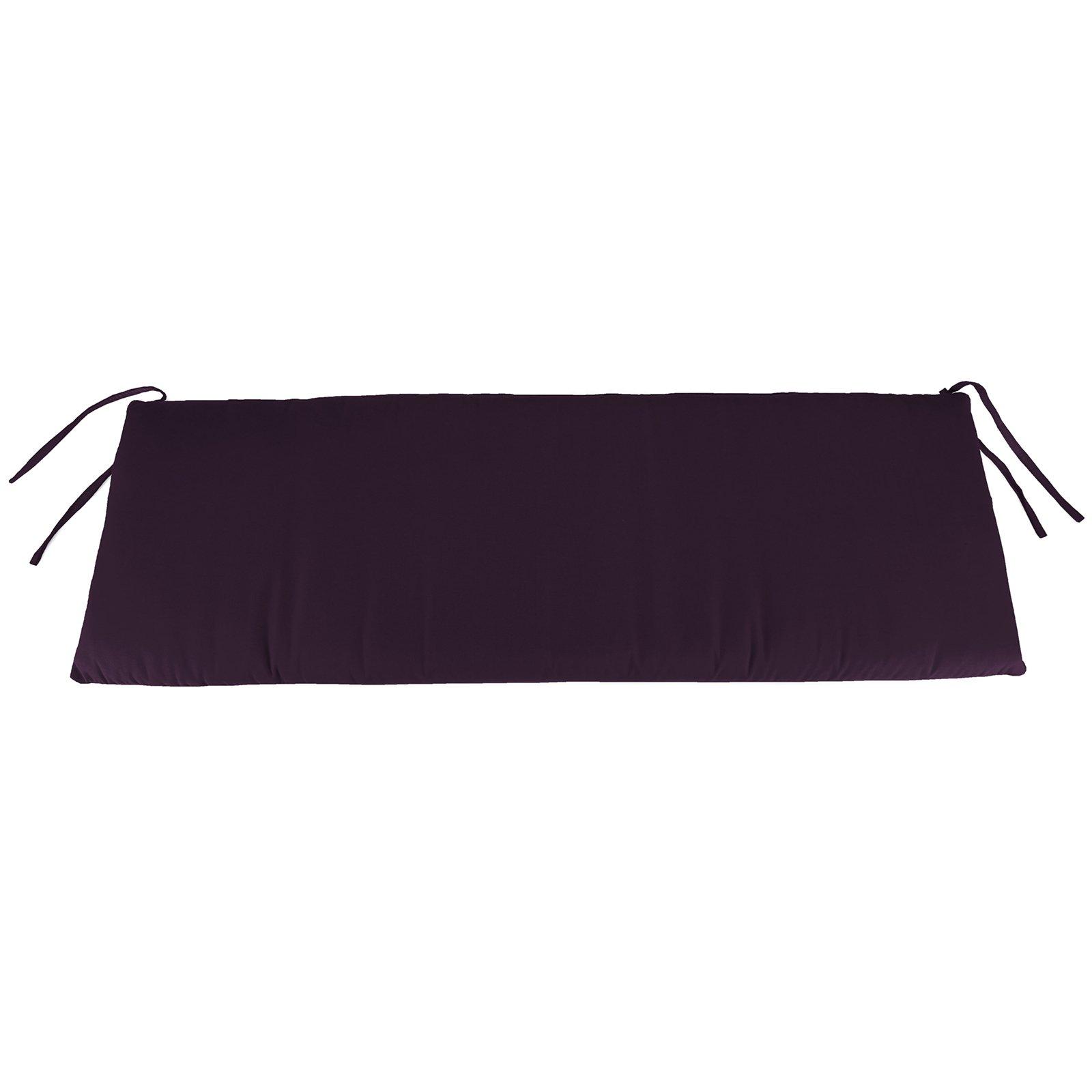 Jordan Manufacturing Sunbrella 45 x 15 in. Bench Cushion