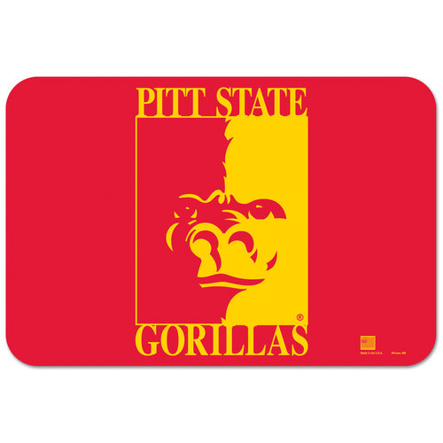 "American Logo Products Pittsburgh State Gorillas 20"" x 30"" Mat"