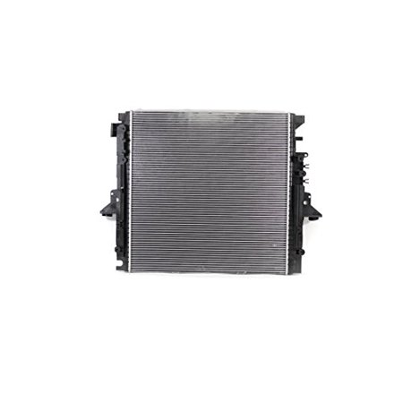 Radiator - Pacific Best Inc For/Fit 13540 10-16 Land Rover LR4 10-13 Range Rover Sport Plastic Tank Aluminum
