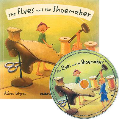 Flip Up Fairy Tales with CD: The Elves and the Shoemaker (The Elves And The Shoemaker Fairy Tale)