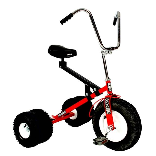 Big Kids Dually Tricycle (Green)