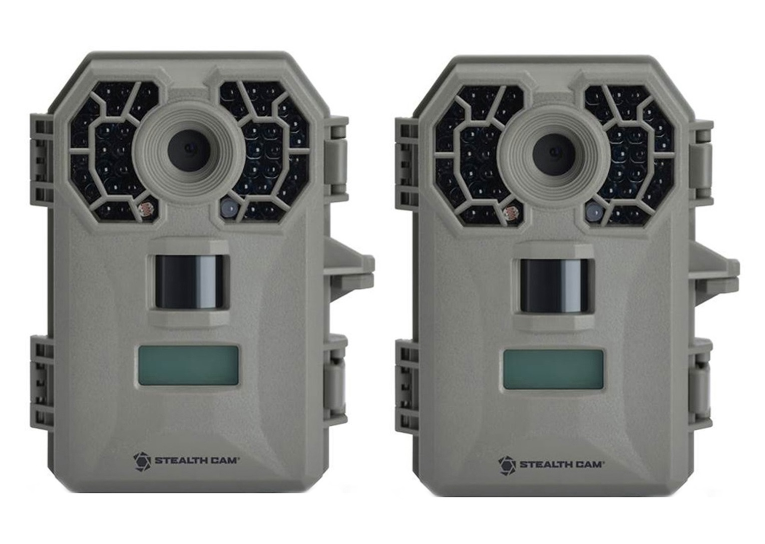 (2) Stealth Cam G42 No-Glo Trail Game Camera (12MP) | STC-G42NG by Stealth Cam